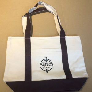 Alfred's Brewery Branded Canvas Bag
