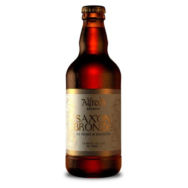 Saxon Bronze Bottle Single